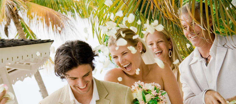 Attend a Destination Wedding